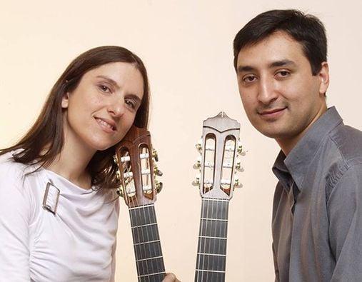 Saldaña/Bravo Argentine Guitar Duo   Event in Milford   AllEvents.in