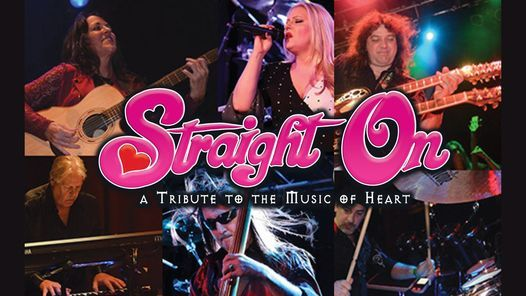 Acoustic Tribute to Heart by Straight On, 9 September | Event in Cleveland | AllEvents.in