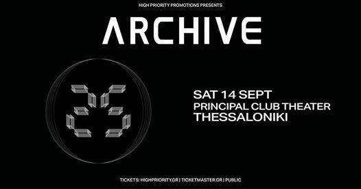 Archive - Thessaloniki - 14.09.19