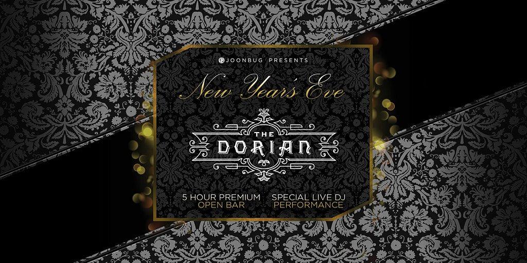 The Dorian New years Eve party 2021 at The Dorian, San Francisco