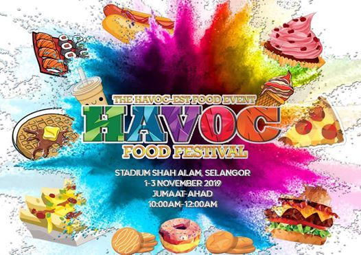 HAVOC FOOD FESTIVAL 2019