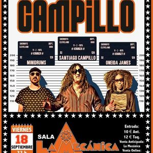 niPOPniJAZZ presenta Santiago Campillo en Jan