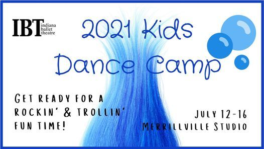 2021 Kids Dance Camp, 12 July   Event in Merrillville   AllEvents.in