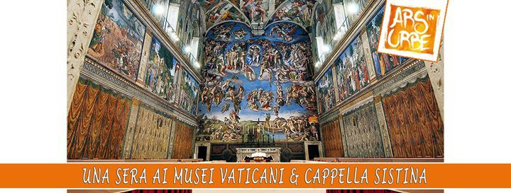 Una sera ai Musei Vaticani & Cappella Sistina