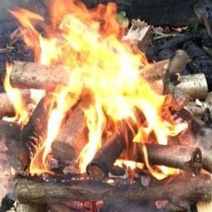 Primitive Fire Lighting