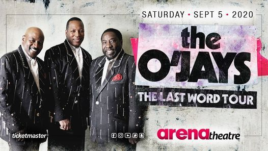2021: The O'Jays – The Last Word Tour: Houston, TX. (NEW DATE), 26 March | Event in Stafford | AllEvents.in