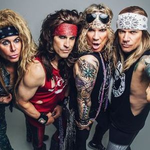 Steel Panther Heavy Metal Rules Tour