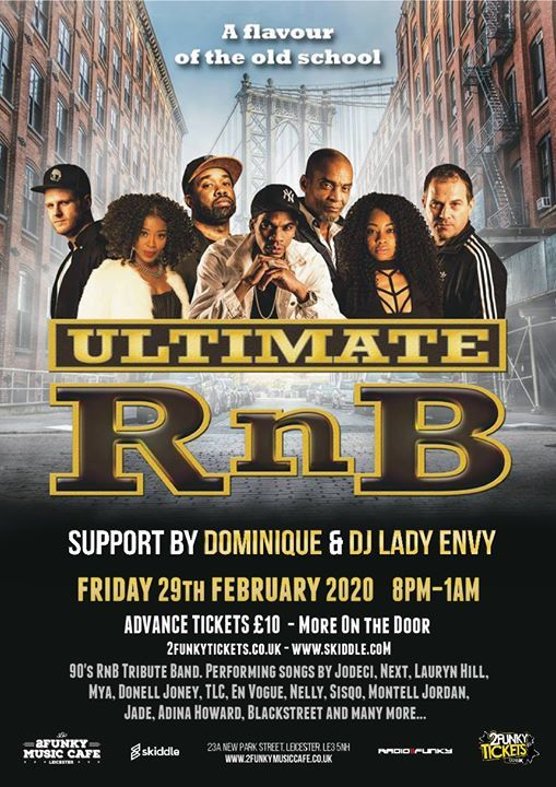 Ultimate Rnb Live