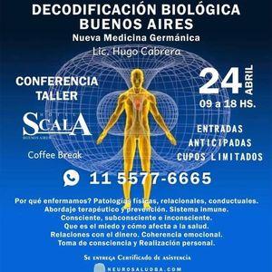 Conferencia-Taller Scala Hotel Buenos Aires