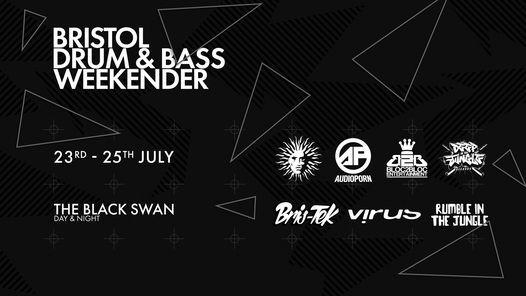Bristol Drum & Bass Weekender 2021, 25 June   Event in Bristol   AllEvents.in