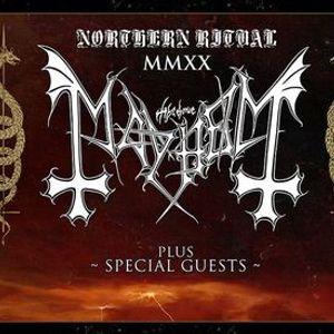 Mayhem  Guests  Orion Ciampino (RM)