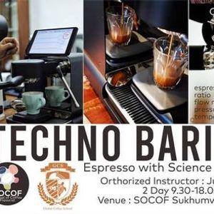 GCS Techno Barista  04 Aug