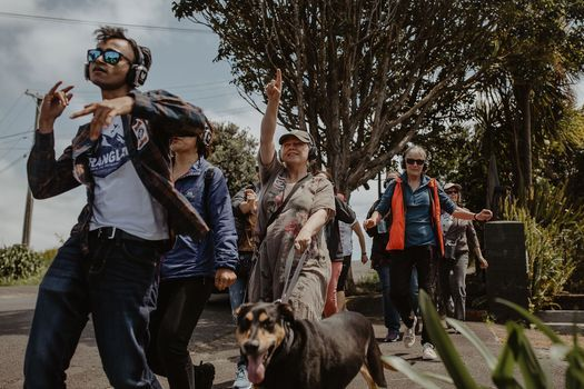 Silent Disco City Walk - Kingsland Edition, 13 May | Event in Auckland | AllEvents.in