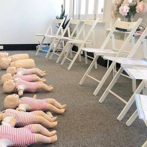 Baby & Child CPR  First Aid - South Western Sydney