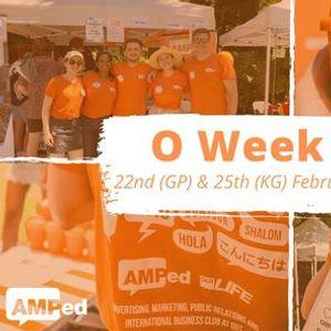 AMPed QUT at O-Week 2021, QUT (Queensland University of ...