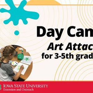 Day Camp - Art Attack