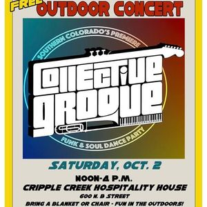Collective Groove  Cripple Creek
