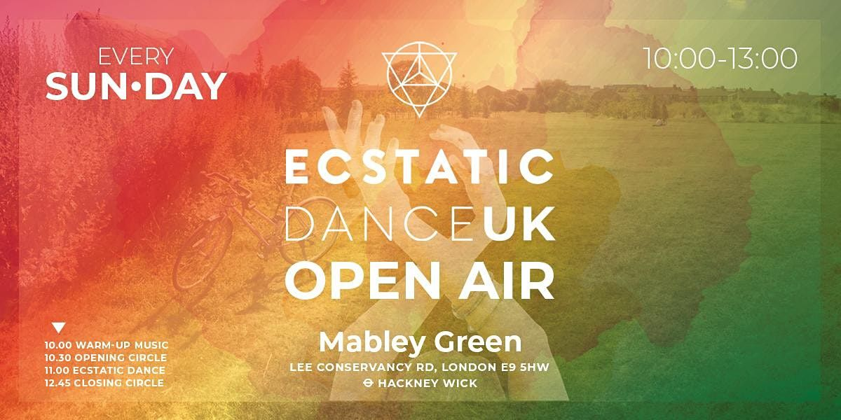 Ecstatic Dance UK - SUN•DAY Open Air | Event in London | AllEvents.in