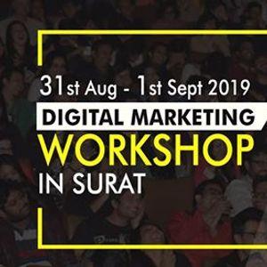 2 Days Advance Digital Marketing Workshop Surat