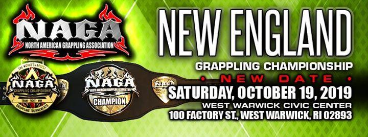 2019 NAGA New England Grappling Championship at West Warwick