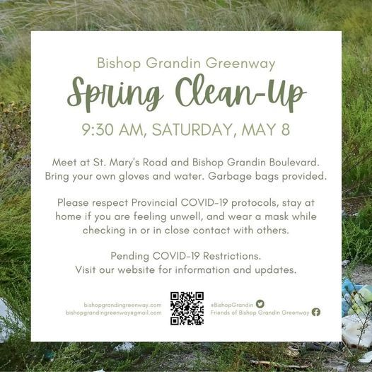 Spring Cleanup, 8 May | Event in Winnipeg | AllEvents.in