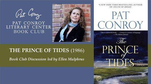 The Prince of Tides Book Club Discussion Led by Ellen Malphrus