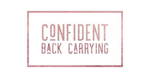 Confident Back Carrying, 19 March | Event in Worthing | AllEvents.in