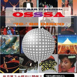 OSSSA 70s-80s DISCO Hits