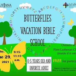Butterflies VBS