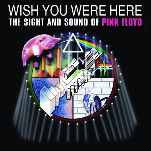 Wish You Were Here - Coming Back To Life 2021 A Pink Floyd Live Celebration, 13 November   Event in Riverlea