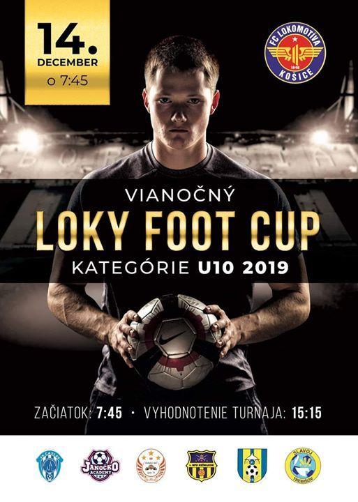 Vianon Loky Foot Cup U10