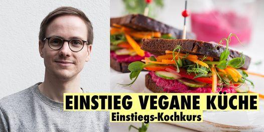EINSTIEG IN DIE VEGANE KÜCHE - DIE BASICS | Event in Hamburg | AllEvents.in