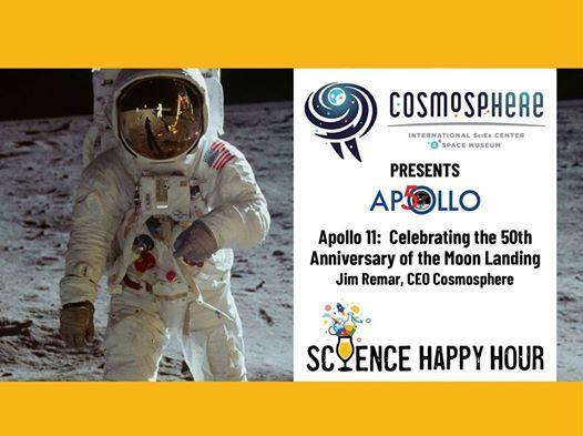 SHH  Cosmosphere Presents Apollo 11 50th Anniversary