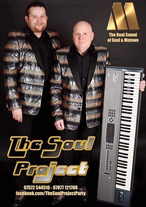 The Soul Project at The Manor Club, 25 June | Event in Ipswich | AllEvents.in