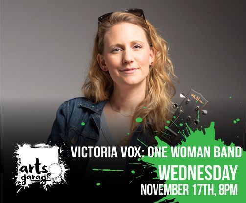 Victoria Vox: One Woman Band, 17 November   Event in Delray Beach   AllEvents.in