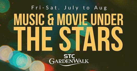Music & Movie Under the Stars