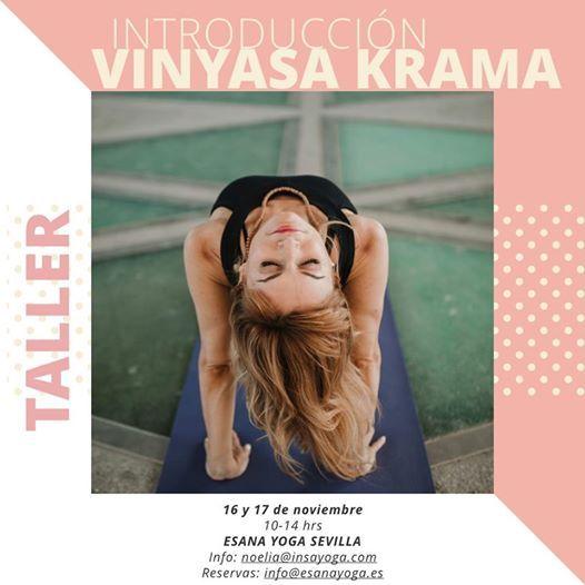 Taller de Introduccin al Vinyasa Krama