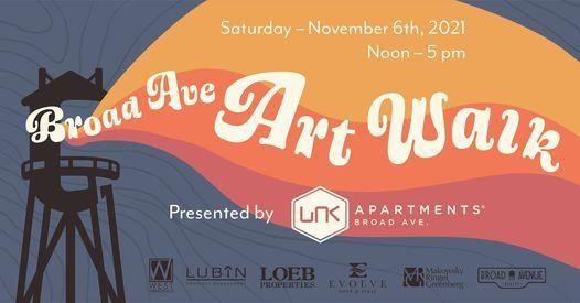 Broad Avenue Art Walk 2021, 6 November   Event in Memphis   AllEvents.in
