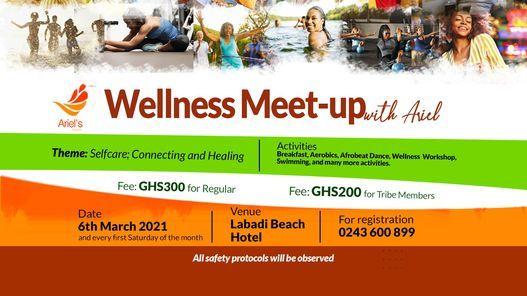 Wellness Meet-Up with Ariel, 5 June | Event in Accra | AllEvents.in