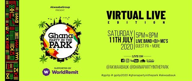 Ghana Party in the Park 2020