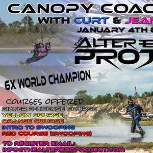 Skydive Sebastian- Canopy Coaching