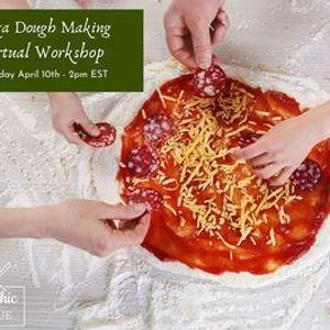 Pizza Dough Making Virtual Workshop