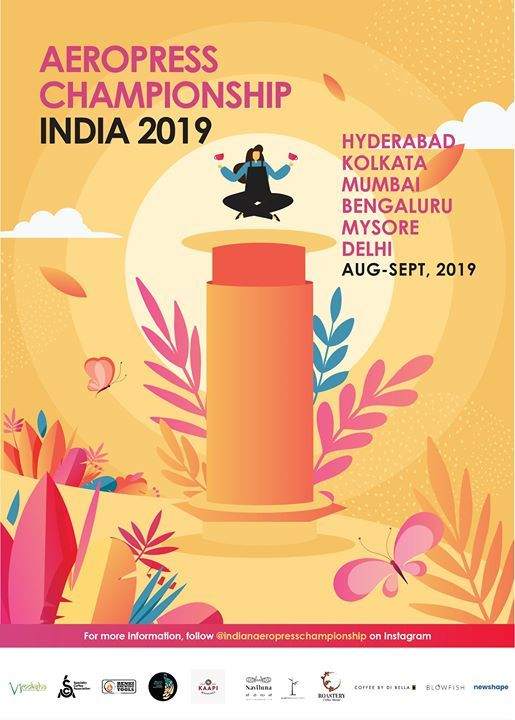 2019 Indian AeroPress Championship