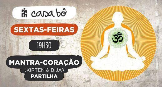 Mantra-coração (kirten & bijá), 22 January | Event in Porto | AllEvents.in