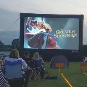 The Greatest Showman (PG) on Birminghams Outdoor Cinema