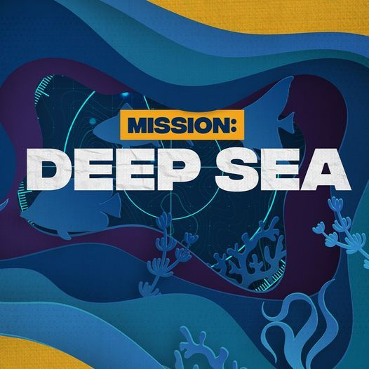 Mission: Deep Sea (VBS), 9 August   Event in Montclair   AllEvents.in