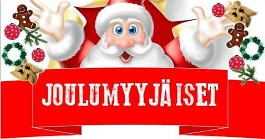 Joulumyyjäiset Oulu