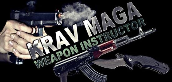Krav Maga Weapon Instructor by Michael Rppel