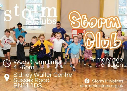 Storm Club is BACK!, 21 April | Event in Worthing | AllEvents.in