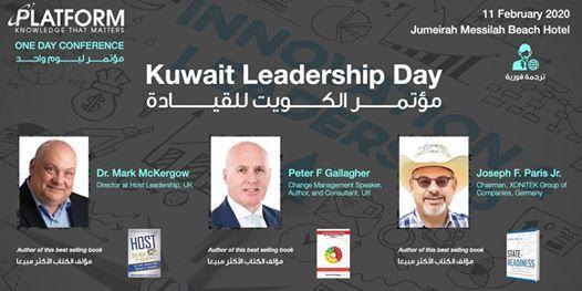 Kuwait Leadership Day